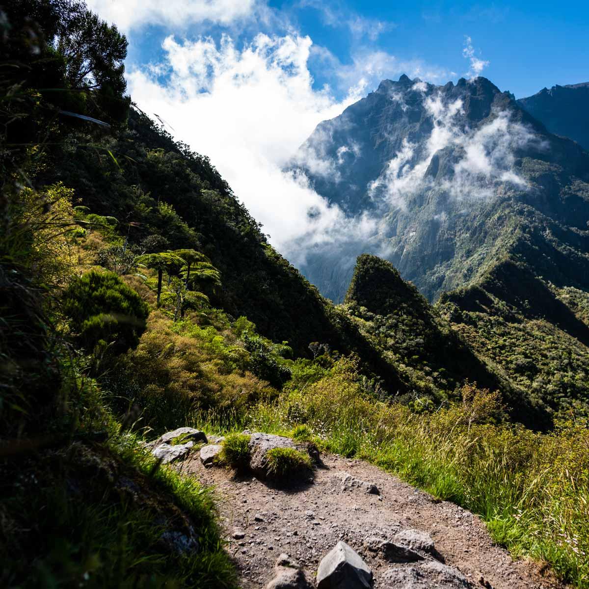 Mafate - La Réunion