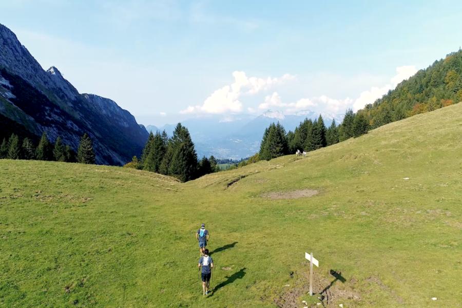 La Traversée des grands lacs Alpins