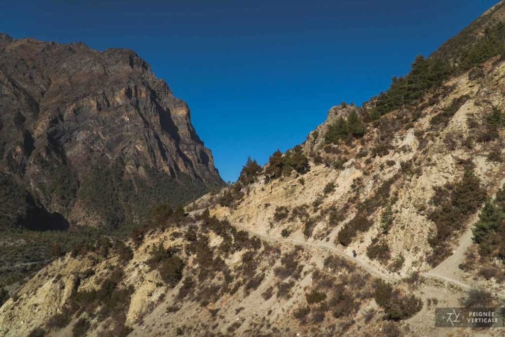 Annapurnas, Népal, Nepal, Trek