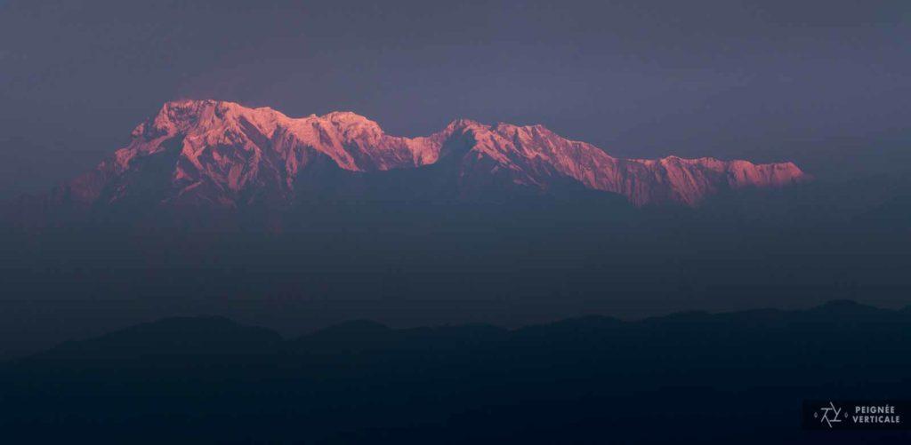 Annapurnas, Nepal, Trek