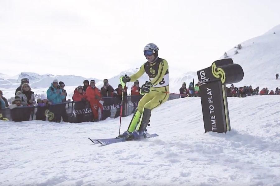 Tournage individualisé au Super Slalom