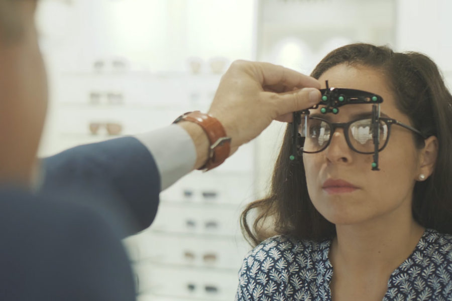 Le métier d'opticien