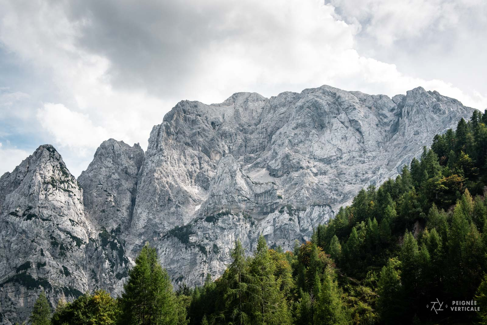 Montagne Parc National du Triglav