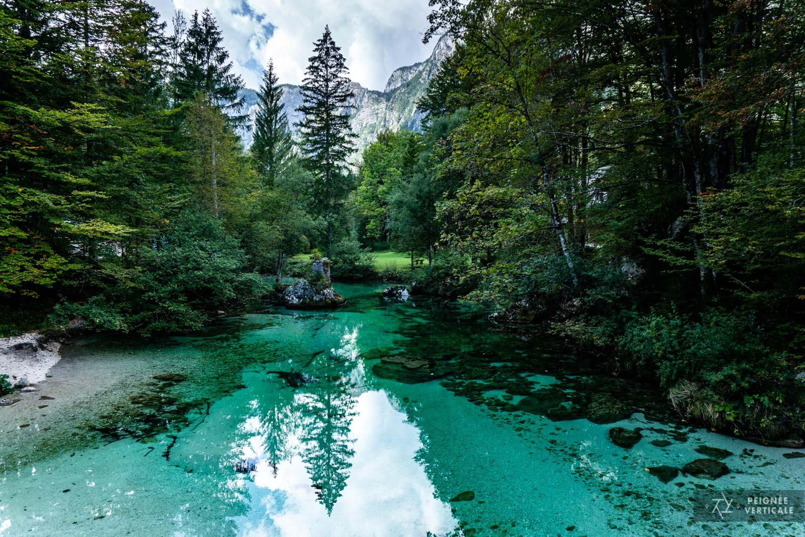 Rivière Slovénie