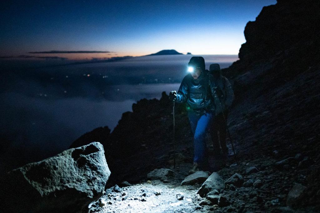 Mont Méru, Tanzanie