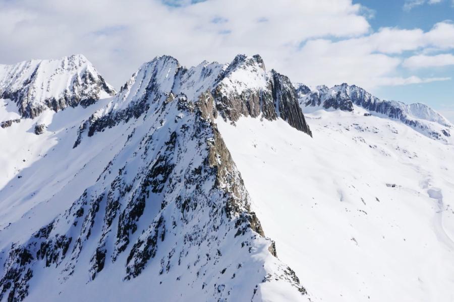 Journée de ski avec des malvoyants