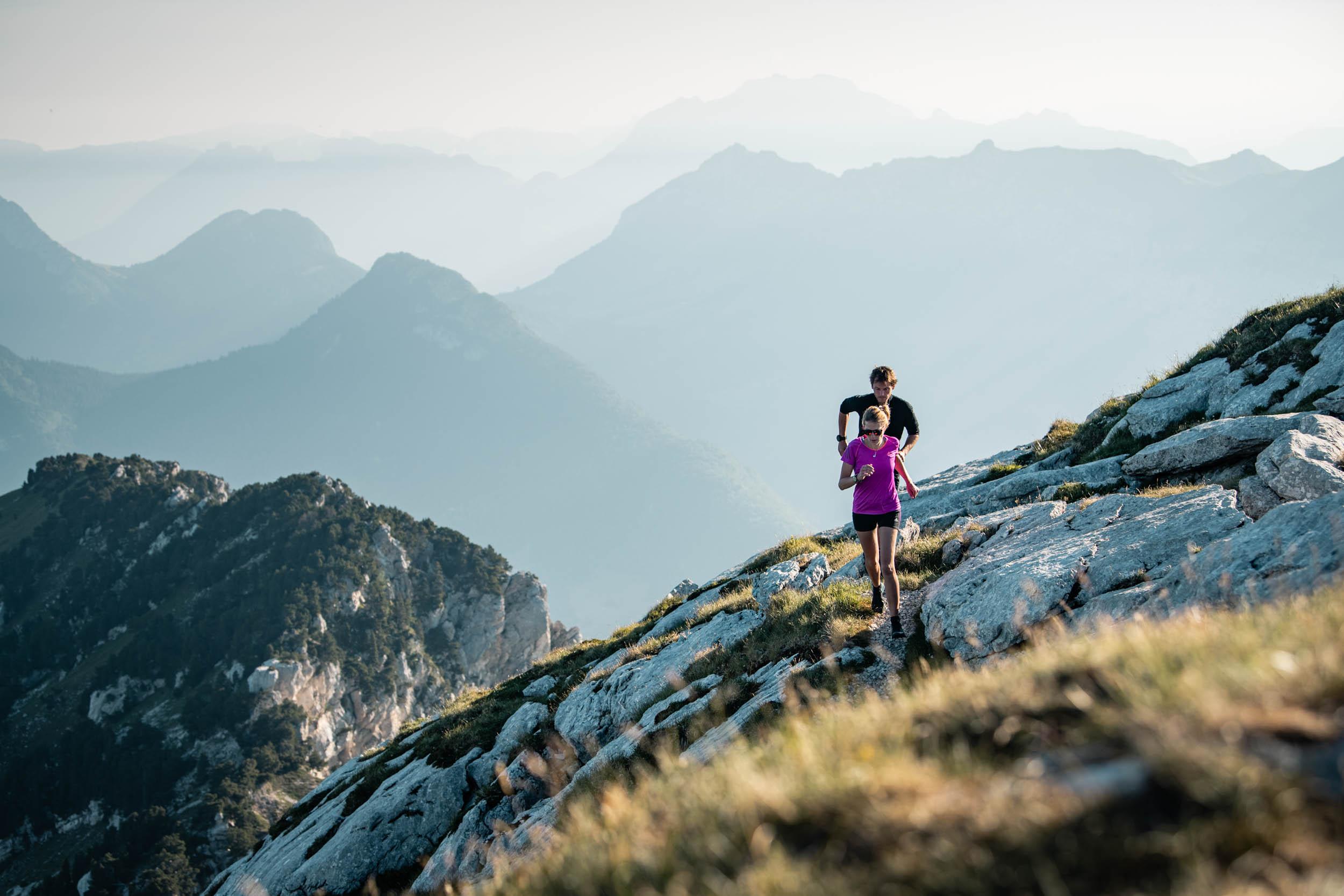Trail aux Aillons