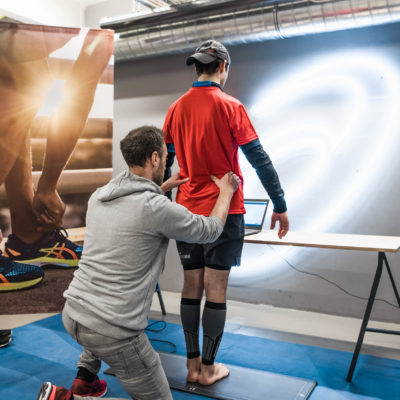 Asics Running Lab Tour