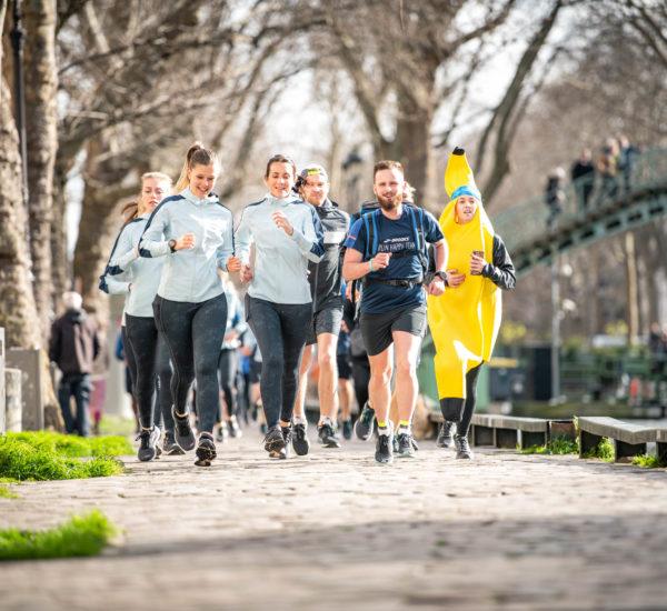 Run Happy Team