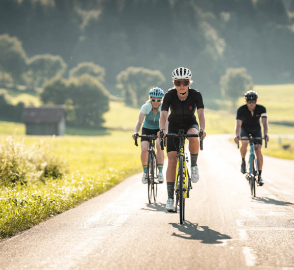 Vélo de route au coeur des Bauges
