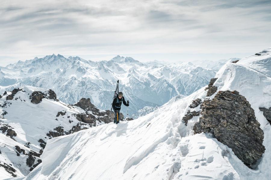 Le Queyras, massif rêvé pour tout randonneur à ski ?